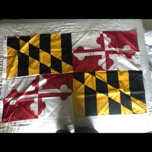 Maryland Flag 3' by 5'